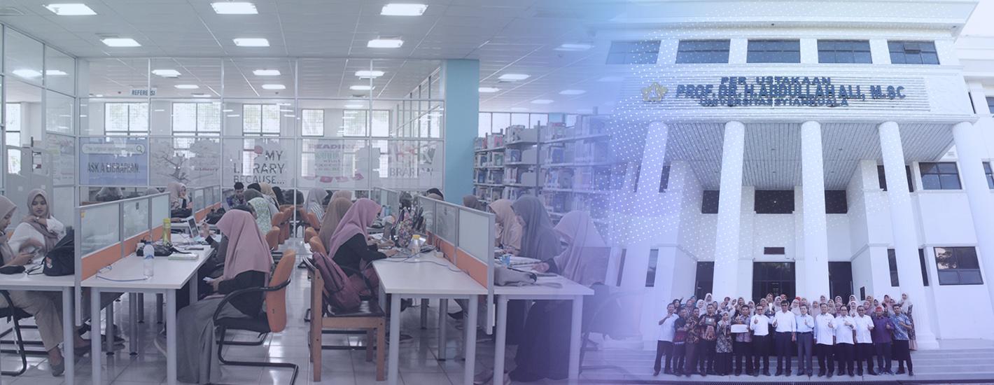 Selamat Datang di UPT. Perpustakaan Unsyiah